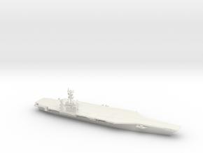 CVN-73 George Washington, 1/1250 in White Natural Versatile Plastic
