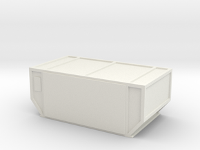 AAF Air Container (closed) 1/56 in White Natural Versatile Plastic