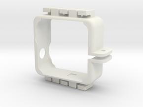 GoPro Max Kite Line Mount v1.0 in White Natural Versatile Plastic