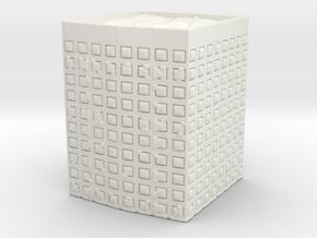HESCO Sandbag Barrier 1/56 in White Natural Versatile Plastic