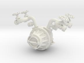 pump-1a in White Natural Versatile Plastic