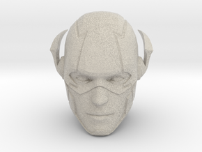The Flash Head | CCBS Scale in Natural Sandstone