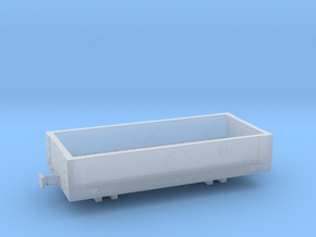 ffestiniog railway beer wagon in Smooth Fine Detail Plastic