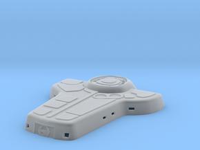 1/1000 Voyager Bridge Module in Smooth Fine Detail Plastic: d00