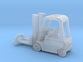 N Scale 1.6t Forklift in Smooth Fine Detail Plastic