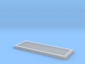 Brick Roadway Mold in Smooth Fine Detail Plastic