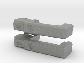 Door Handles for TRX4 D110 or other in Gray PA12