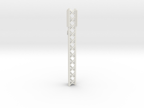 Phone Cell Tower 1/144 in White Natural Versatile Plastic