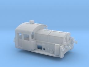 1:220 Köf 2 Akku Typ 2 DB 1:220 in Smooth Fine Detail Plastic