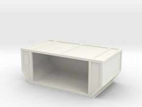 AAF Air Container (open) 1/48 in White Natural Versatile Plastic