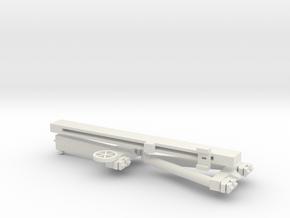 Gantry_350_v1_3part_loose in White Natural Versatile Plastic