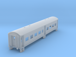 o-160fs-sri-lanka-romanian-3rd-class-coach in Smooth Fine Detail Plastic