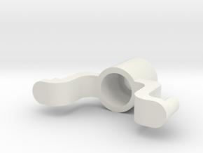 Switch  in White Natural Versatile Plastic