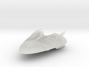 Slipstream II-A in Smooth Fine Detail Plastic