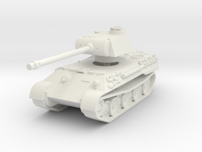 Panther A 1/100 in White Natural Versatile Plastic
