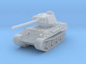 Panther A 1/160 in Smooth Fine Detail Plastic