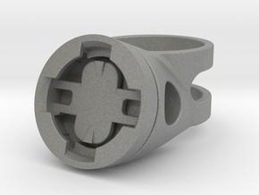 Cycliq Fly6ce - 27.2 mm Single Bolt Seat Post Moun in Gray PA12