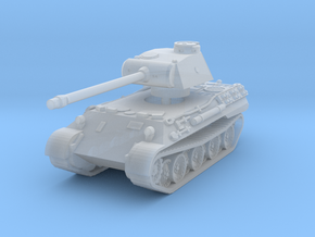 Panther D 1/220 in Smooth Fine Detail Plastic
