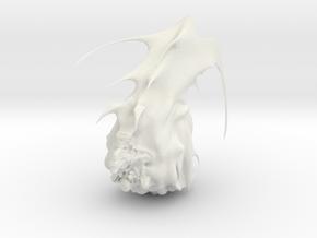 3d-model-bug in White Natural Versatile Plastic