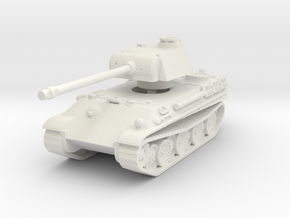 Panther G 1/144 in White Natural Versatile Plastic