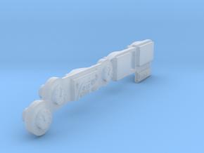 trxu08-a1 Traxxas UDR Interior Dash Inserts in Smooth Fine Detail Plastic