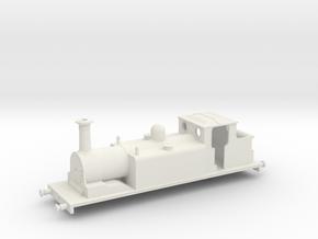 ho scale lbscr E1 in White Natural Versatile Plastic