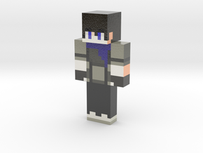 Game_llong | Minecraft toy in Glossy Full Color Sandstone
