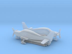 Cirrus SR22 in Smooth Fine Detail Plastic: 1:200