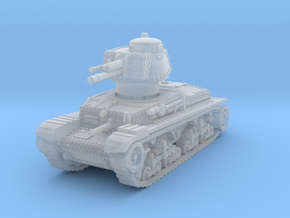 Panzer 35t 1/144 in Smooth Fine Detail Plastic