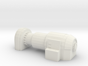 Power Generator 1/56 in White Natural Versatile Plastic