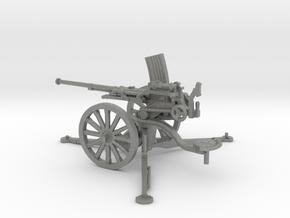 1/56 IJA Type 98 20mm anti-aircraft gun in Gray PA12