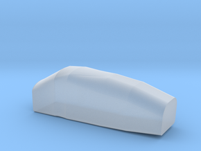 Cessna310R-144Scale-window mold in Smooth Fine Detail Plastic
