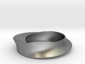 Umibilica in Natural Silver