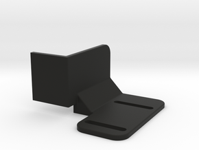 Vanquish VS4-10 Origin Battery Tray End Stop in Black Natural Versatile Plastic