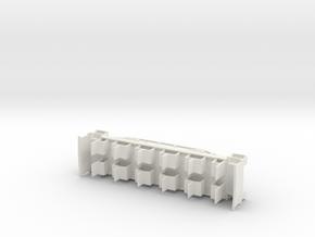 Fahrgestell H0 Beiwagen Alt in White Natural Versatile Plastic