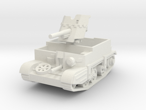 Universal Carrier Pak 36 1/76 in White Natural Versatile Plastic