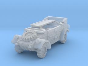 Kubelwagen Ambulance 1/144 in Smooth Fine Detail Plastic