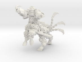 Technotaur (version without astronaut) in White Natural Versatile Plastic