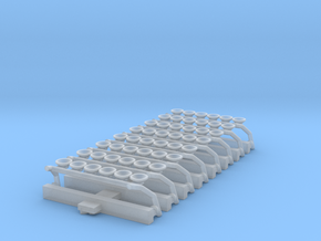 958 LB/Bbig/6r/eck in Smoothest Fine Detail Plastic