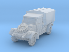 Kubelwagen Type 28 1/160 in Smooth Fine Detail Plastic