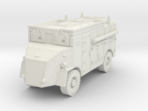 AEC Dorchester 4x4 LP early 1/87 in White Natural Versatile Plastic