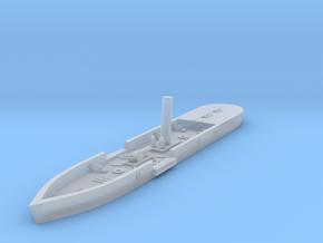 1/1000 USS Pequot (Le Terreur) in Smoothest Fine Detail Plastic