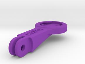 Garmin 1030 BMC ICS Mount in Purple Processed Versatile Plastic