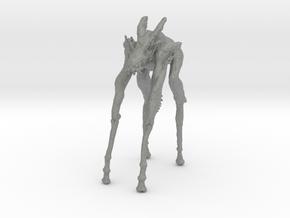Dark Crystal Landstrider 70mm miniature fantasy in Gray PA12
