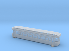 Pacific Electric 450 class trolley in Smooth Fine Detail Plastic