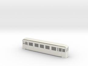 HSB 153 Wagenkasten in White Strong & Flexible