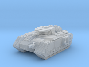 Support Flame Tank in Smooth Fine Detail Plastic