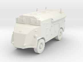 AEC Dorchester 4x4 LP late 1/144 in White Natural Versatile Plastic