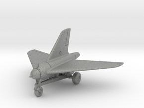 (1:144) Lippisch P.15a/I Evaluation Model in Gray PA12