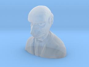 Creepy Mr. Burns (Suit Ver. 30mm) in Smooth Fine Detail Plastic